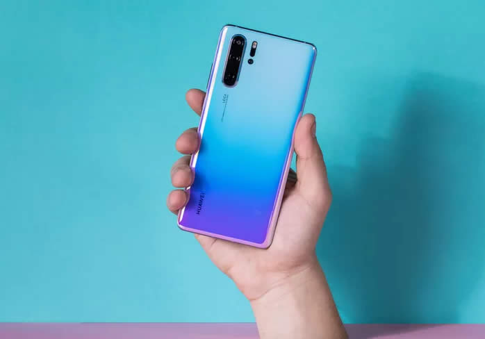 Huawei P30 Android Q