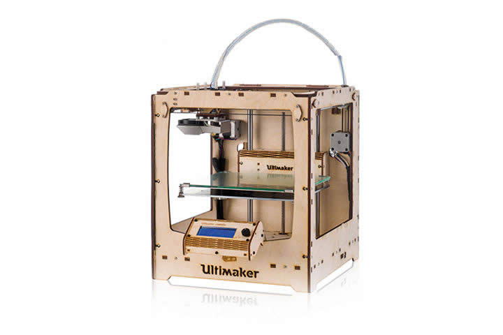 Обзор 3D-принтера Ultimaker Original+