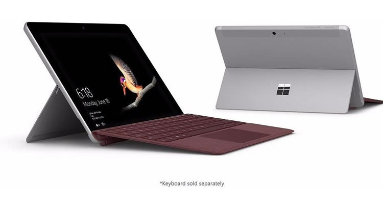 Планшет Microsoft Surface Go 2