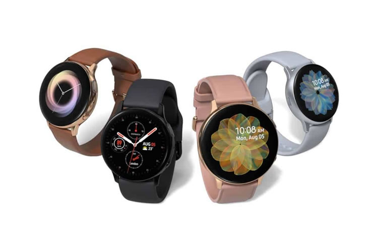 Samsung Galaxy Watch 3 и Galaxy m01s bag BIS сертификация Индии
